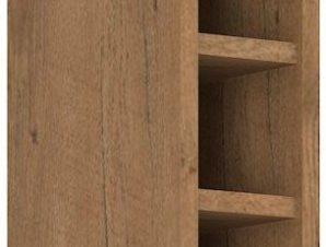 Επίτοιχο ντουλάπι με ράφια Virgo 15