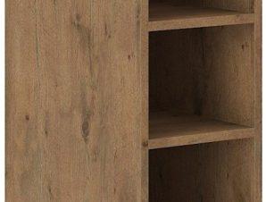 Επιδαπέδιο ντουλάπι με ράφια Virgo 30