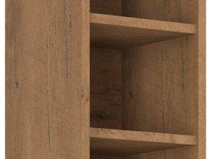 Επίτοιχο ντουλάπι με ράφια Virgo 30