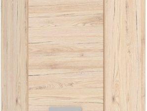 Κρεμαστό γωνιακό ντουλάπι Beaux 60×60