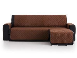 Σταθερά Καλύμματα Καναπέ Γωνία Universal Quilt – C/3 Καφέ – Γωνία 240cm