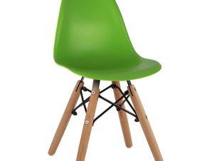 Καρέκλα Παιδική Ξύλινη-Πολυπροπυλενίου Freebox 30,5x33x59εκ. FB98453.03 (Υλικό: Ξύλο, Χρώμα: Πράσινο ) – Freebox – FB98453.03