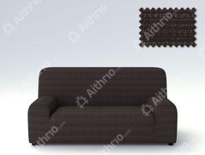 Ελαστικά καλύμματα καναπέ Ibiza-Διθέσιος-Μαύρο-10+ Χρώματα Διαθέσιμα-Καλύμματα Σαλονιού