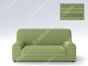 Ελαστικά καλύμματα καναπέ Ibiza-Τετραθέσιος-Πράσινο-10+ Χρώματα Διαθέσιμα-Καλύμματα Σαλονιού