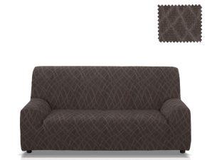 Ελαστικά καλύμματα καναπέ Karen-Πολυθρόνα-Μαύρο-10+ Χρώματα Διαθέσιμα-Καλύμματα Σαλονιού