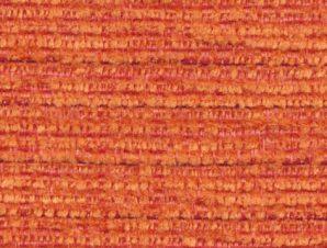 Καλύμματα καναπέ σταθερά με δέστρες Kioto-Διθέσιος-Πορτοκαλί