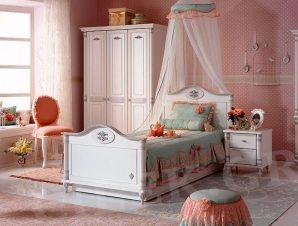 Παιδικό κρεβάτι RO-1301