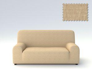 Ελαστικά καλύμματα καναπέ Peru-Διθέσιος-Μπεζ-10+ Χρώματα Διαθέσιμα-Καλύμματα Σαλονιού
