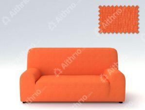 Ελαστικά καλύμματα καναπέ Peru-Διθέσιος-Πορτοκαλί-10+ Χρώματα Διαθέσιμα-Καλύμματα Σαλονιού