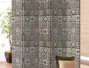 Κεραμικά πλακάκια Φόντο Παραβάν 80×180 cm [Δίφυλλο]