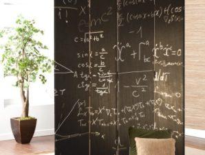 Συναρτήσεις Φόντο Παραβάν 80×180 cm [Δίφυλλο]