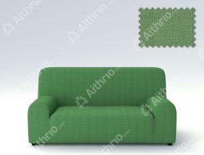 Ελαστικά καλύμματα καναπέ Tania-Τετραθέσιος-Πράσινο Ανοιχτό-10+ Χρώματα Διαθέσιμα-Καλύμματα Σαλονιού